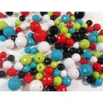 Perlen aus Acryl
