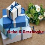 Deko und Geschenke