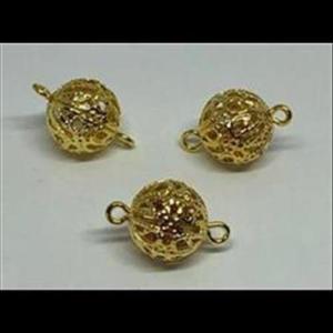Perlen mit 2 Ösen