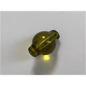 1 Acrylperle olivgrün