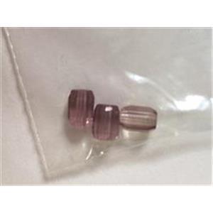 1 Beutel Glasschliffperlen 7x5mm