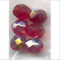 1 Beutel Glasschliffperlen