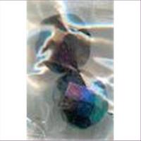 2 Glasschliffperlen
