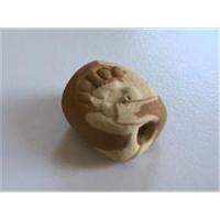 1 Keramikperle 20x12mm