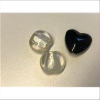 3 Glasperlen