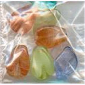 8  Glasperlen mix Blattform