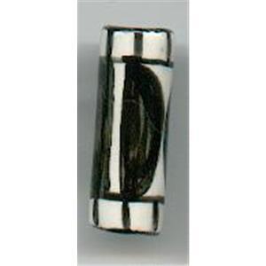 1 Keramikperle 35x13mm