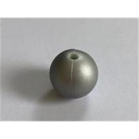 1 Acrylperle m.Silikonüberzug 14mm