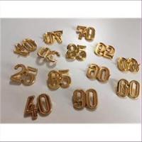1 Metall-Zierteil 80