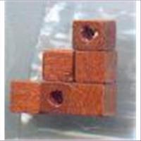 1 Beutel Holzperlen 5mm