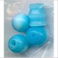 1 Endperle 3 Perlen