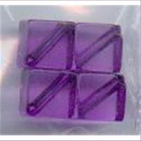 4 Acrylwürfel 10mm