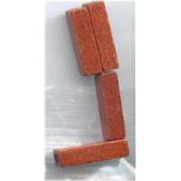 1 Beutel Holzperlen 16x4mm