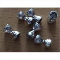 6 Acrylperlen Diabolo