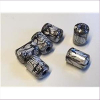 6 Acrylperlen Walzen