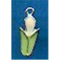 1 Metallanhänger Emailleanhänger