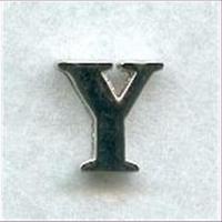 "1 Metall-Buchstabe ""Y"""