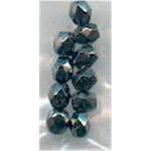 10  Glasschliffperlen