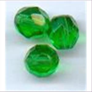 5 Glasschliffperlen