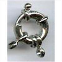 1 Ringverschluss mit Öse 16mm