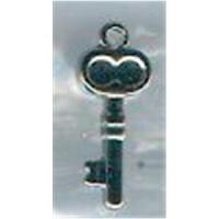 1 Anhänger Schlüssel