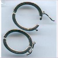 1 Carabiner-Ring Zwischenring 18x22,4mm