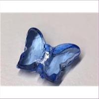 1 Acryl Schmetterling blau