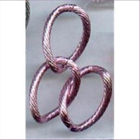 1 Alu-Zwischenstück Ring