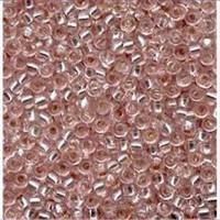 20gr.  Rocailles rosa