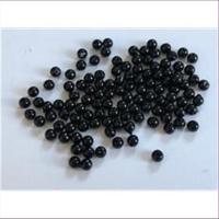 1 Beutel Acrylperlen 4mm schwarz