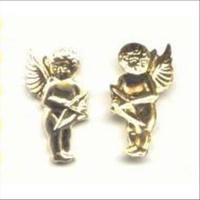 1 Amor Platte Streuteil goldfarbig