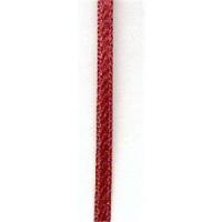 1m Satinband 3mm dunkel-altrosa