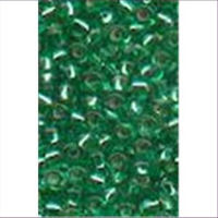 20gr.  Rocailles grün