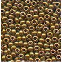 18gr.  Rocailles mattgold