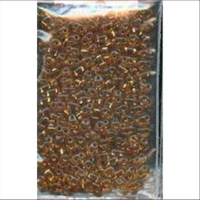 10gr. Beutel  Twin-Beads 2,4-2,7mm