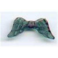 1 Acryl Flügelperle19x8mm