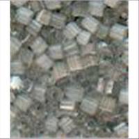 17gr. Cut-Beads grau