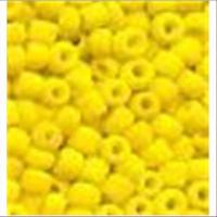 20gr.  Rocailles matt gelb