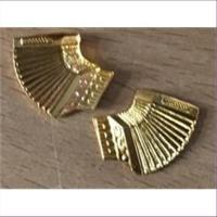 1 Metall-Zierteil Akkordeon