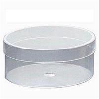10 Klarsicht-Acryldosen klein 40x15mm
