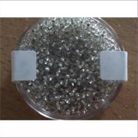 20gr.  Rocailles cristall silber
