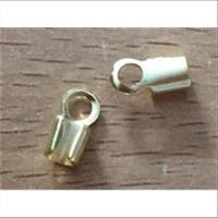 2 Endteile zum Quetschen 4mm