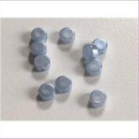 10 Acrylperlen-Scheiben 4,5x2,5mm