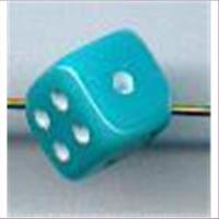 1 Acrylwürfel 8mm