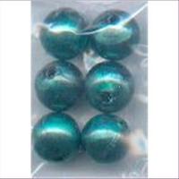 6 Acrylperlen 10mm