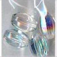 4 Glasschliff- Oliven