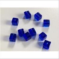 10 Glaswürfel 6mm