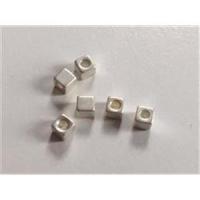 6 Metallwürfel 3mm