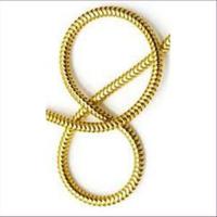 1 Halskette Schlangenkette gold