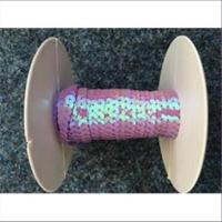 1meter Paillettenband